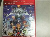SONY Sony PlayStation 3 Game KINGDOM HEARTS HD II.5 REMIX